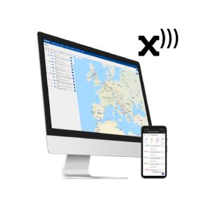 Positrex nabízíme jako webový portál i mobilní aplikaci.