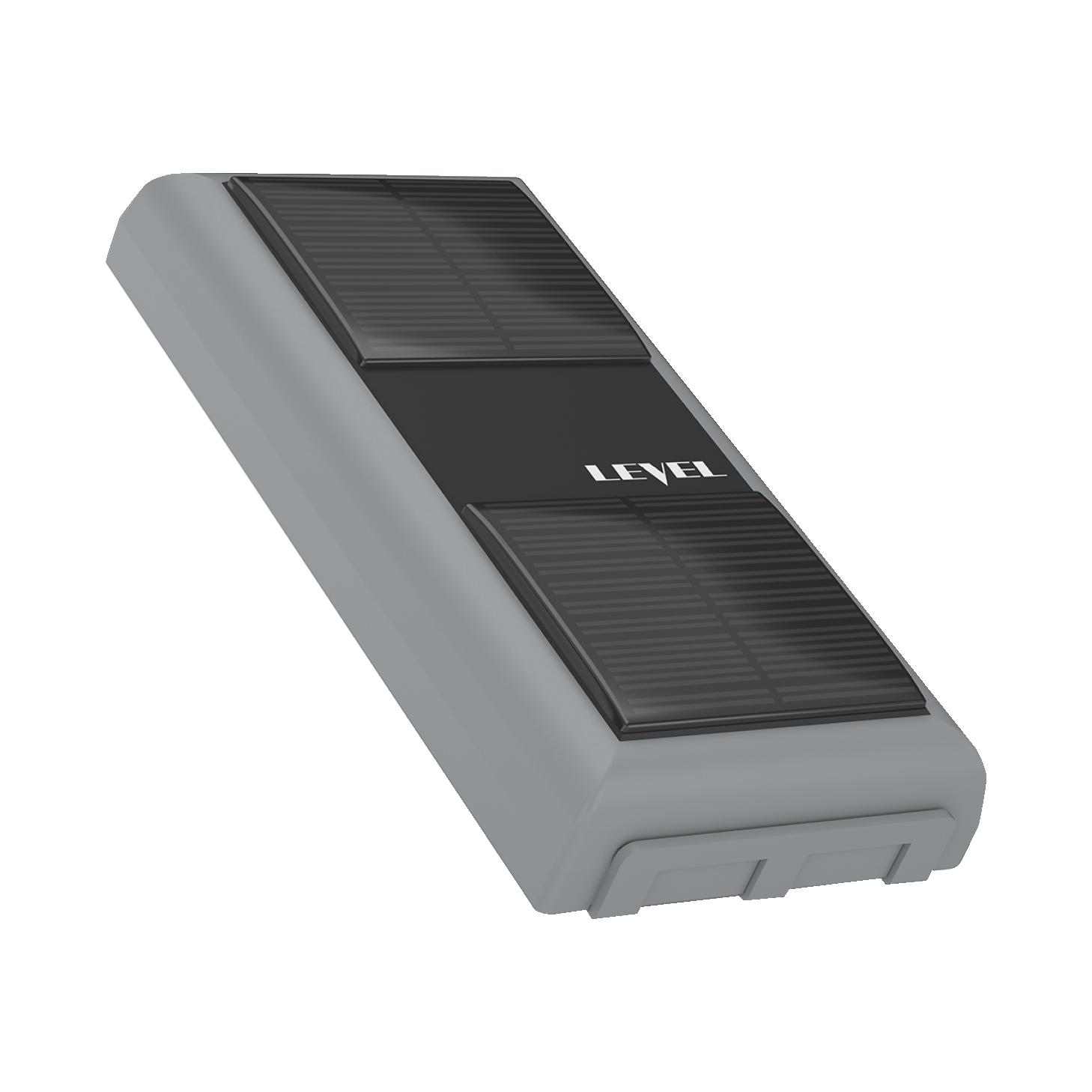 TF Solar je modifikací jednotky TotalFinder se solárním nabíjením.