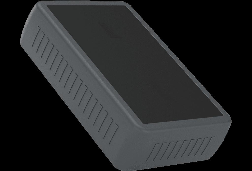 Malý bateriový lokátor
